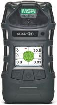 MSA 10116928 ALTAIR 5X Gas Detector, Color Display Screen, LEL, O2, CO, H2S, 10' Sample Line, 1' Probe