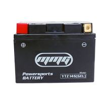 MMG YTZ14S Sealed Gel Cell Factory Activated Maintenance Free 12v Powersports Battery For Motorcycles Scooters ATVs UTVs