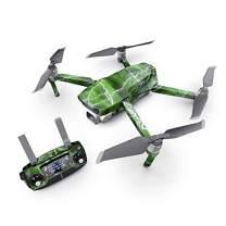 Apocalypse Green Decal Kit for DJI Mavic 2 Drone - Includes 1 x Drone/Battery Skin + Controller Skin