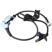 AIP Electronics ABS Anti-Lock Brake Wheel Speed Sensor Compatible Replacement For 2001-2007 Dogde and Chrysler Vans Front Left Oem Fit ABS33