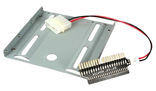 StarTech.com 2.5in IDE Hard Drive to 3.5in Drive Bay Mounting Kit (BRACKET25)