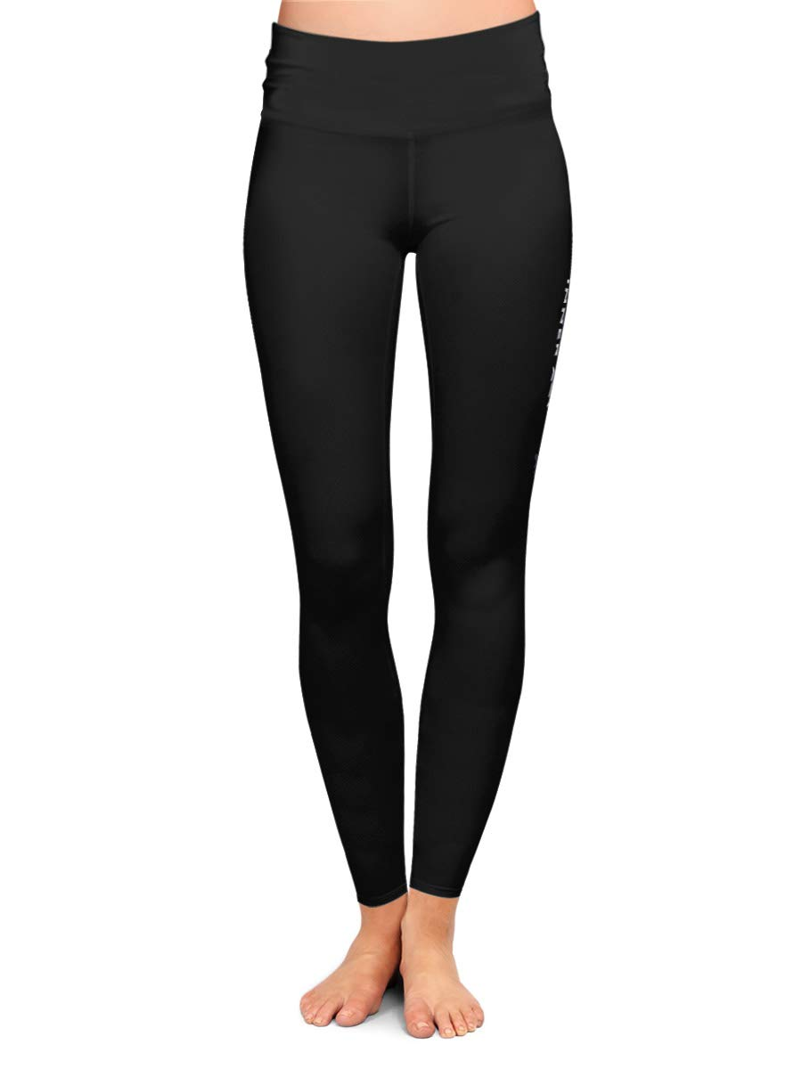INNER ACTIVE Body Correction Yoga Pants/Leggings with Non See-Through, Elasticity, Breathable, Texture Similar to Cotton