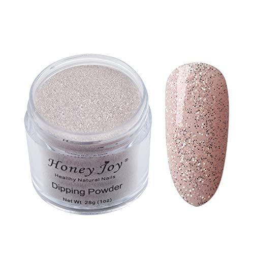 28g/Box Colorful Dipping Powder Without Lamp Cure Nails Dip Powder Summer Gel Nail Color Powder Natural Dry (no.25)