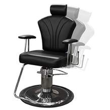 Microblading Chair is All Purpose for Brows, Lashes, and Threading, Pink