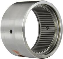 """Lovejoy 00088 Size C 2 Sleeve Component for Sier-Bath Continuous Sleeve Gear Coupling, Carbon Steel, Inch, 4.75"""" Coupling OD, 4200 Maximum Unbalanced RPM, 20200 in-lbs Nominal Torque"""