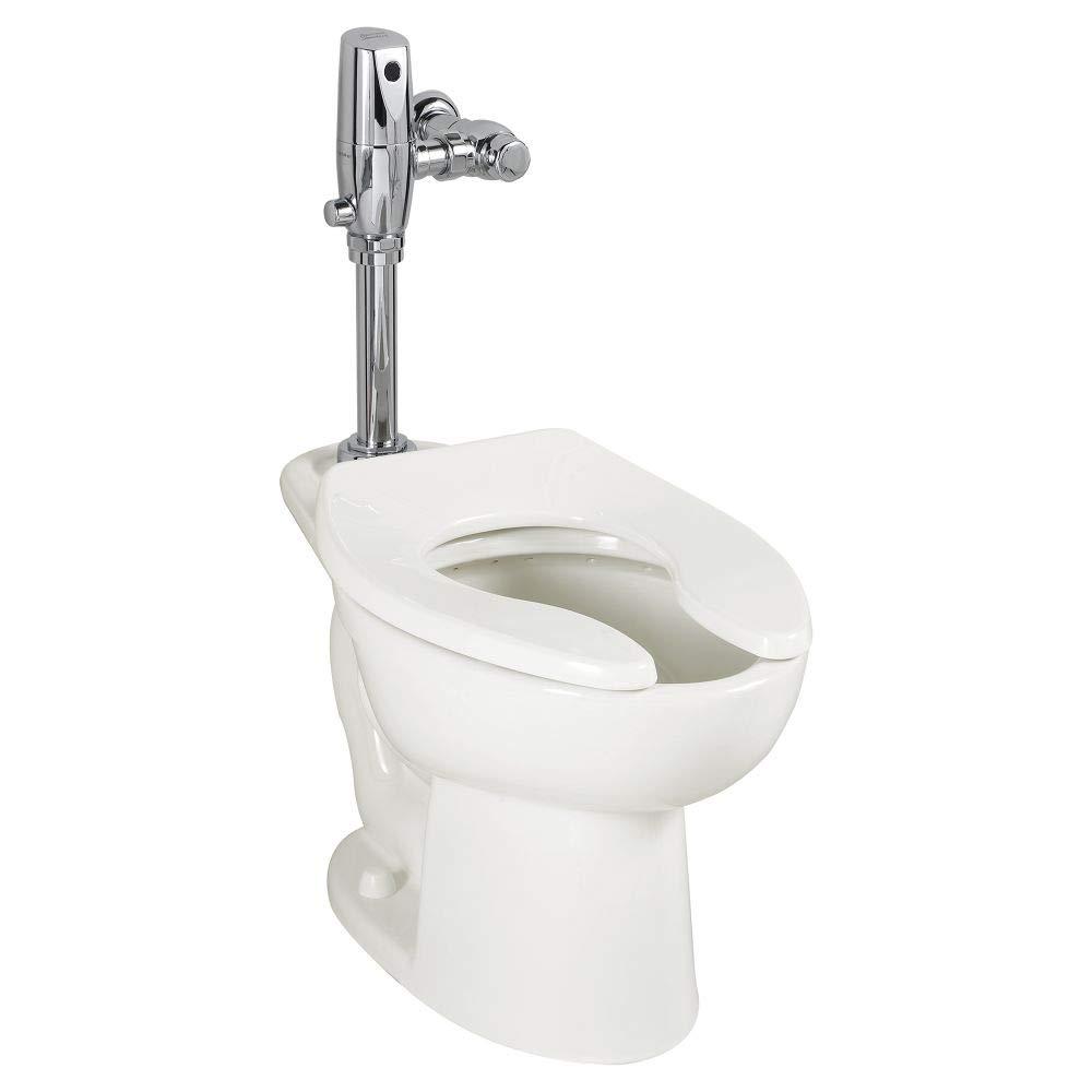 American Standard 3451.001.020 Madera Everclean 15-Inch Universal Top Spud Floor Mount Toilet Bowl, White