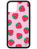 Wildflower Limited Edition Cases for iPhone 11 (Strawberries)