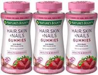 Nature's Bounty Optimal Solutions Hair, Skin & Nails with Biotin and Collagen