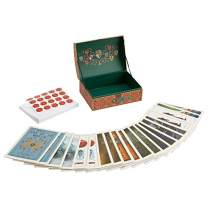 Enesco the Wizarding World of Harry Potter Quidditch Stationery Boxed Notecard Set, 5 by 7 Inches