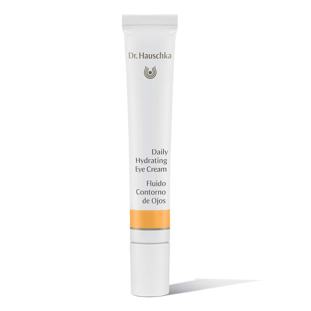 Dr. Hauschka Daily Hydrating Eye Cream, Fine Lines and Wrinkles, 0.4 oz