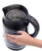 Secura SWK-1711TDB Cool Touch Precise Temperature 1.8Qt (7 Cups) Electric Water Kettle (Black) | 1500W Strix Controls | Float Valve Technology | Quick Boi, 1.8 quart