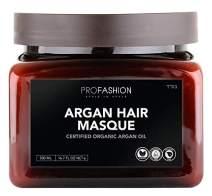 Profashion Organic Argan Oil & Keratin Protein Hair Mask, 16 oz. – Professional, Hydrating Deep Hair Mask for Dry, Damaged Hair