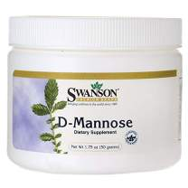 Swanson D-Mannose Powder 1.75 Ounce (50 g) Pwdr