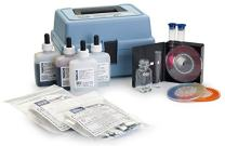Hach 223002 Chlorine, Hardness, Iron, and pH Test Kit, Model CN-39WR