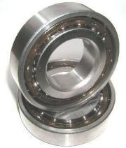 2 Angular Contact Bearing 7204B 20x47x14 Ball Bearings