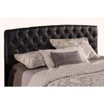 Hillsdale Furniture Hillsdale Hawthorne Without Bed Frame Queen Headboard, Black