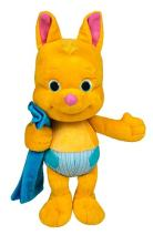 """Snap Toys Word Party - Kip 10"""" Stuffed Plush Snuggle and Play Baby Wallaby with Blanket - from The Netflix Original Series - 18+ Months"""