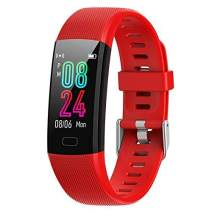 Airbinifit Kids Fitness Tracker, Activity Tracker for Girls and Boys Age 5-16, Waterproof Fitness Watch for Kids with Heart Rate Monitor, Sleep Monitor, Calorie Counter and Step Counter