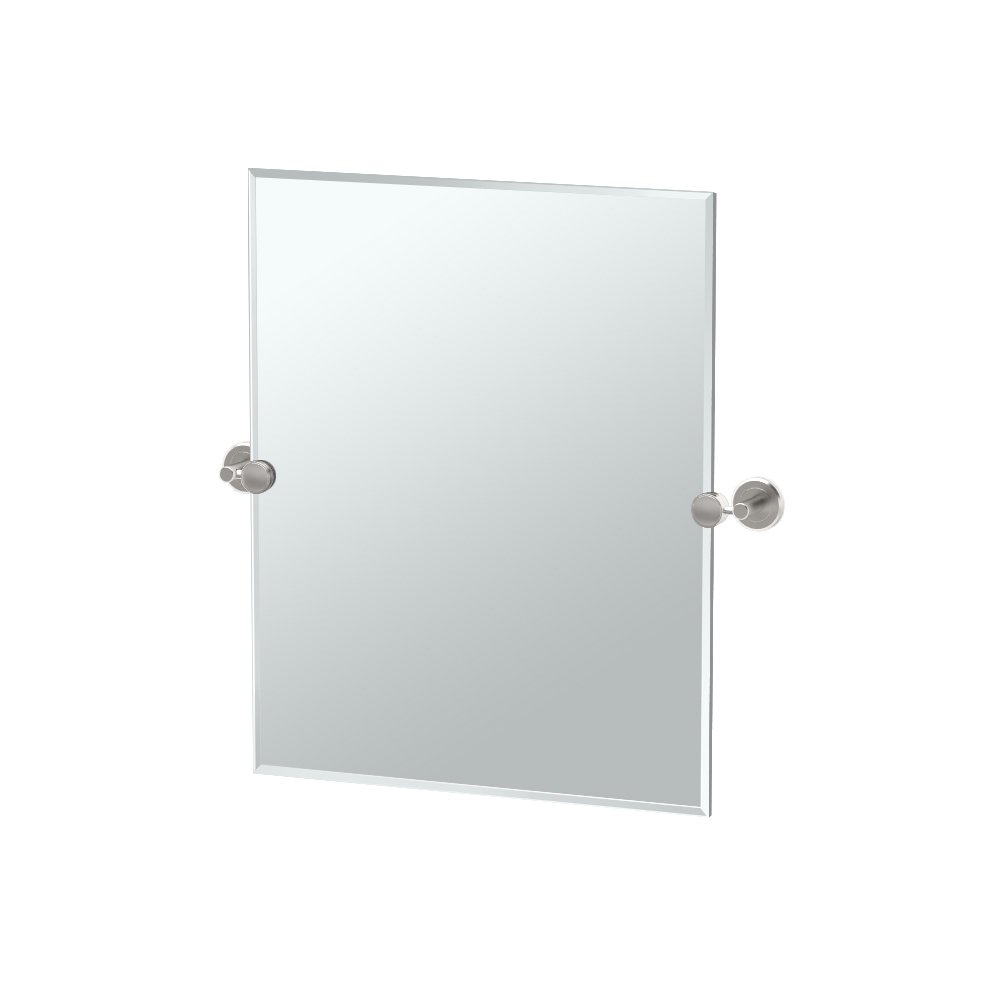 Gatco Latitude II Rectangle Mirror, 24 H x 24 W