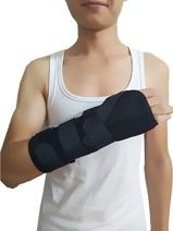 Forearm and Wrist Support Splint Brace Forearm Immobilizer Brace (Left Hand)