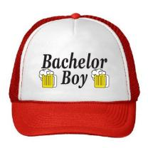 Bachelor Party Groom Hat--Bachelor Party Gifts Parks and Rec Hat-- Bachelor Party Accessories