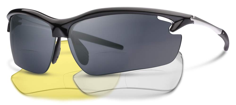 TX LENS BUNDLE by DUAL EYEWEAR - CLOSEOUT Save $62.91 Sports Bifocal Reading Sunglasses