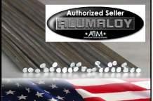 Alumaloy 10 Rods - Easy, Simple Welding Rods, Aluminum Repair Rods
