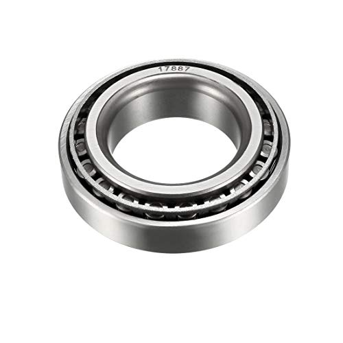 """uxcell 17887/17831 Tapered Roller Bearing Cone and Cup Set 1.7807"""" Bore 3.149"""" O.D. 0.8125"""" Width"""