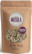 Judy's Muesola - Organic Muesli Cereal - Original Deluxe (16 oz) - gluten-free