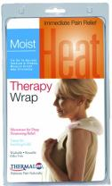 Thermalon Microwave Activated Moist Heat-Cold Therpay Wrap for Neck and Shoulders