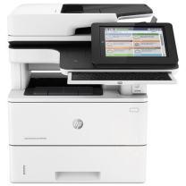 HP LaserJet Enterprise Flow MFP M527z Wireless Multifunction, Copy/Fax/Print/Scan F2A78A BGJ