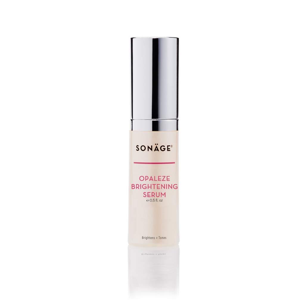 Sonage Opaleze Brightening Serum -Safe and Nontoxic Natural Skin Brightening Serum - Hydroquinone-Free with Arbutin, Licorice Root - Safe Treatment for Dark Spots 15ml