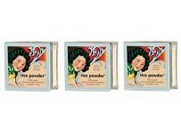 Palladio Rice Powder RPO3 Natural, Pack of 3