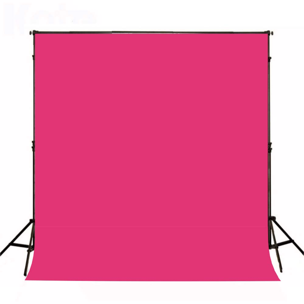 Kate 10X10ft Pink Photography Backdrop Solid Pure Portrait Photo Background for Baby Studio Prop