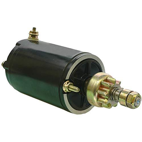Db Electrical Sab0036 Starter For Omc Johnson Evinrude 20 25 28 30 35 Hp HP 1969-1994,583473, 585059, Mot2005L, 5390 18-5627,E20E E20El,E25El E25Te E25Tel,E30E E30El E30Tel ,E35E E35El E35Tel