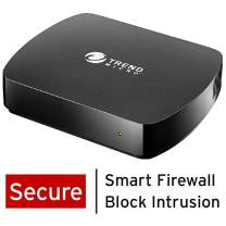 Trend Micro Home Network Security Firewall Device | Prevent Privacy Leaks, Parental Controls, Content Filtering, Protects from Viruses & Malware | 1 Year Security Subscription