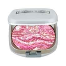 Ageless Derma Baked Mineral Makeup Healthy Blush (Raspberry Frost). Highlighter Makeup