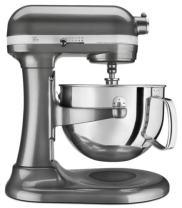 KitchenAid RKP26M1XQG 600 Stand Mixer 6 qt Liquid Graphite (CERTIFIED REFURBISHED) (RENEWED)