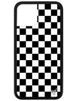 Wildflower Limited Edition Cases for iPhone 11 Pro (Black Checkers)