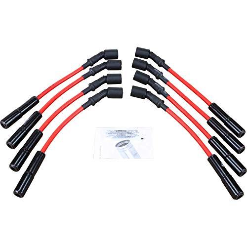 Brand New Dragon Fire Ceramic 8mm Spark Plug Wire Set for 98-15 GM Chevy 4.8L 5.3L 6.0L OEM Fit PWJ123