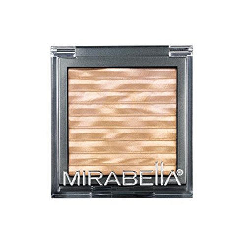 Mirabella Brilliant Mineral Highlighting Powder with Shimmer - Swirling Pearl, 7.5g/0.26oz