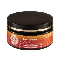 MASTERPEACE Body Therapy Moisturizing Body Butter - Natural Energizing Skin Cream For Women - Made with Shea Butter, Cocoa Butter, and Raw Coconut Oil - By Iyanla Vanzant (Wellness)
