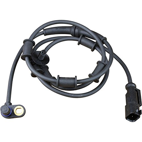 AIP Electronics ABS Anti-Lock Brake Wheel Speed Sensor Compatible Replacement For 2006-2008 Dodge Ram Front Oem Fit ABS95