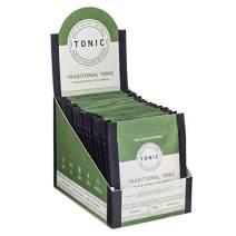 Tonic: Collagen Peptides & Gut Health Supplement Bone Broth Alternative, Paleo + Keto Friendly, Pasture Raised, Gluten Free, Bulletproof Collagen, Unflavored, 20 Single Servings