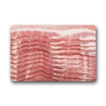 TSlook 60x80 Blankets Funny Fresh Bacon Powder Comfy Funny Bed Blanket