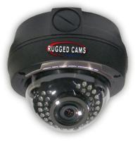 Rugged Cams Sentry-IR TVI - Weatherproof/Waterproof Outdoor Infrared Security Dome Camera - HD 1080p TVI