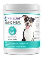 Vital Planet - Pet Living Meal Dog Powder - 30 Serv