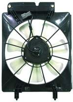 A/C Condenser Fan Assembly - Pacific Best Inc For/Fit HO3113116 02-06 Honda CR-V 03-06 Element