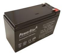 Replacement 12V 7Ah AGM Battery for WKA12-7F Werker SLA Sealed Lead Acid