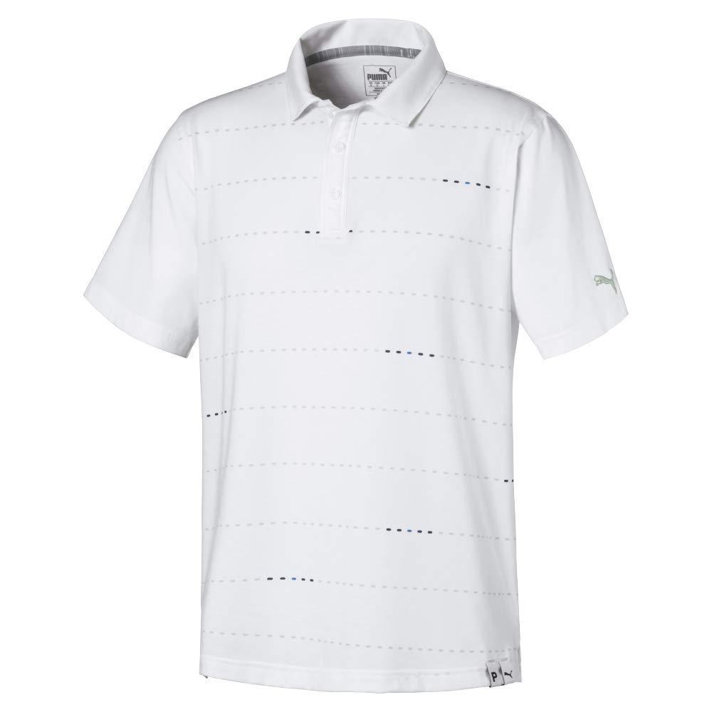 PUMA Golf 2020 Men's Fusion Dot Polo